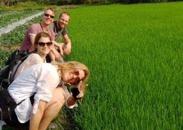 MEKONG DELTA BY MOTORBIKE ( 2 days and 1 night )