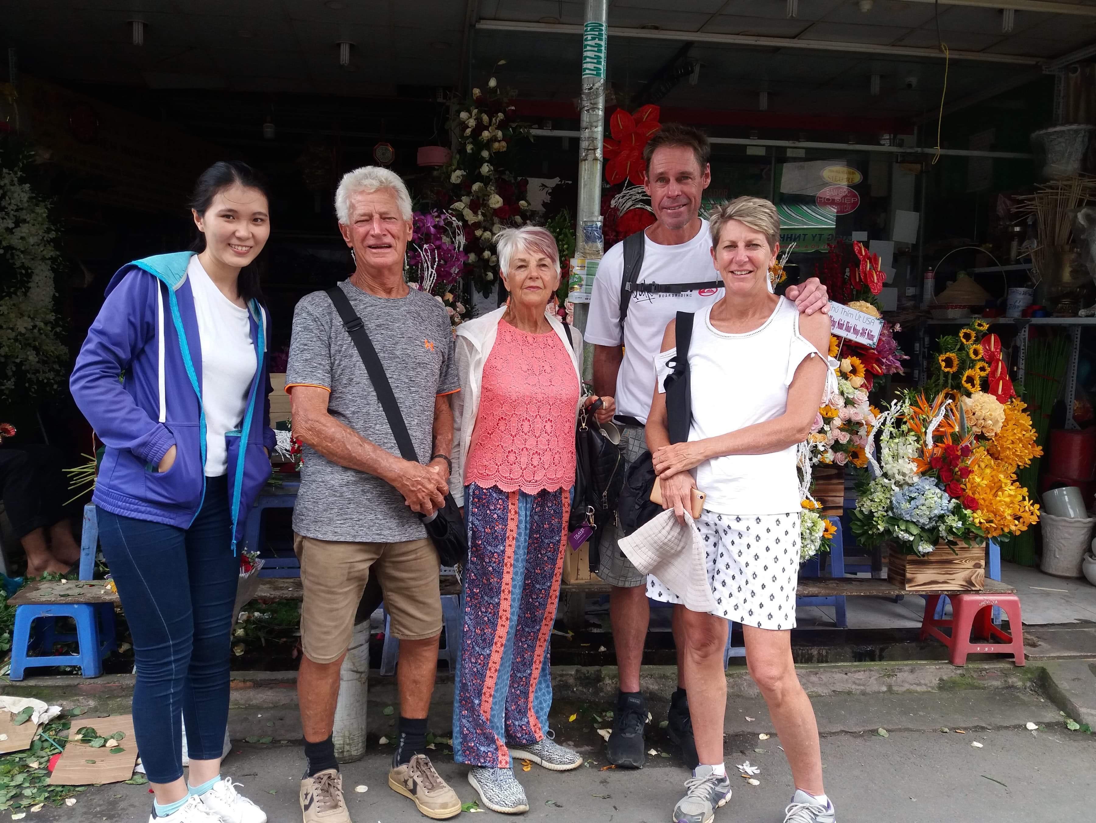 SAIGON MORNING WALKING STREET FOOD TOUR