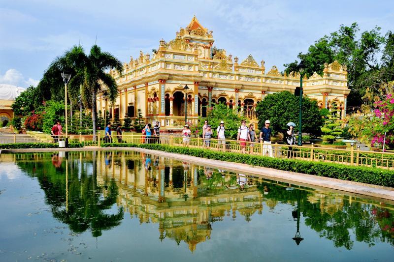Mekong Delta - Ben Tre by Car